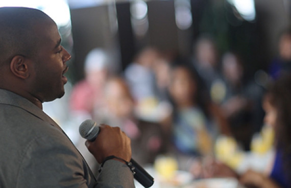 The Game Changers Business Brunch with Brett Johnson