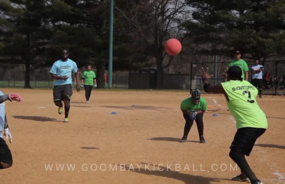 The Goombay Adult KickBall League