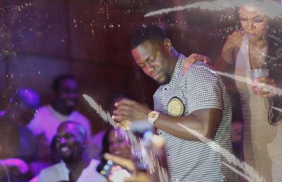 Kevin Hart hosts the 4th July Party at Park in DC
