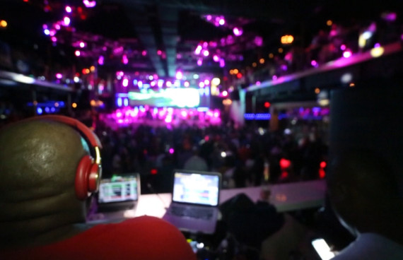 CIAA 2015 Day Party at Club LABEL