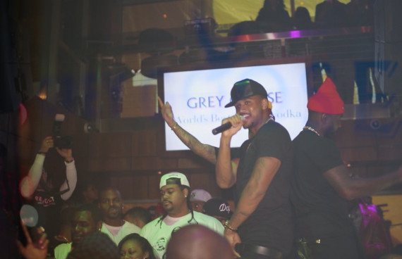 Grey Goose Vodka Presents Trey Songz @ The Park for Howard Homecoming 2013