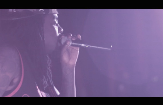 Wale LIVE at Club Chateau in Las Vegas