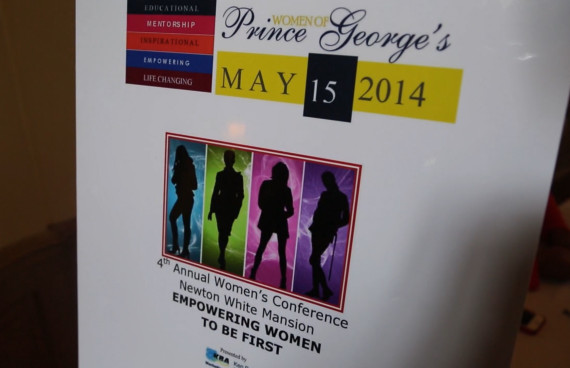 The 4th Annual Women of Prince George's County Awards Event